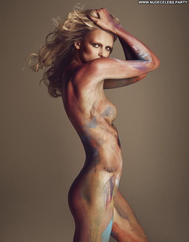 Edita Vilkeviciute Magazine Celebrity Beautiful Blondes Magazine
