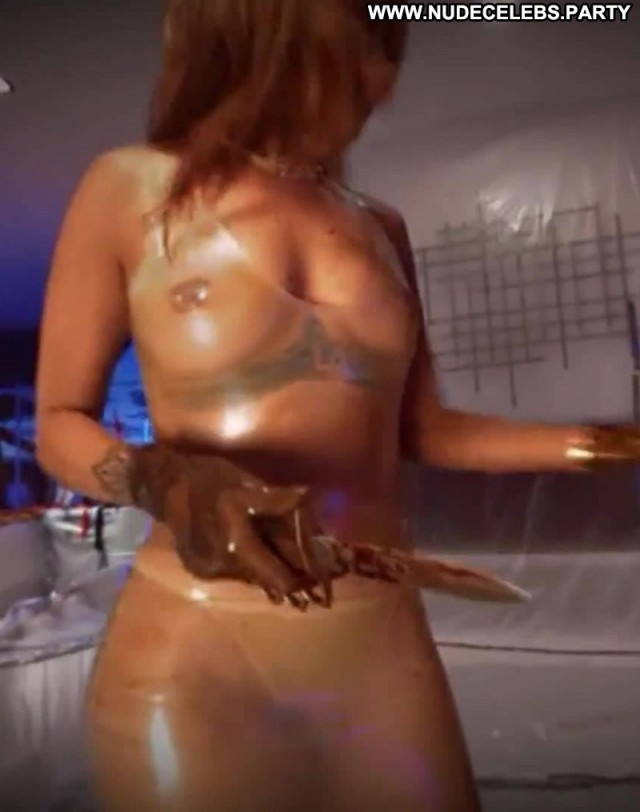 Rihanna Bitch Better Have My Money Black Doll Gorgeous Nude Celebrity