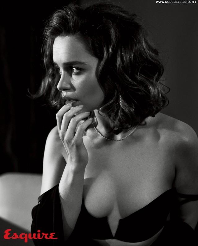 Emilia Clarke Photo Shoot Celebrity Doll Stunning Sexy Nude Cute