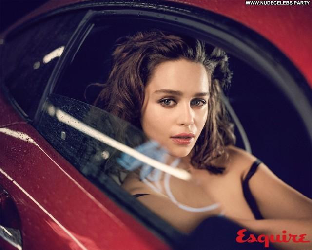 Emilia Clarke Photo Shoot Nude Cute Sexy Videos Stunning Celebrity