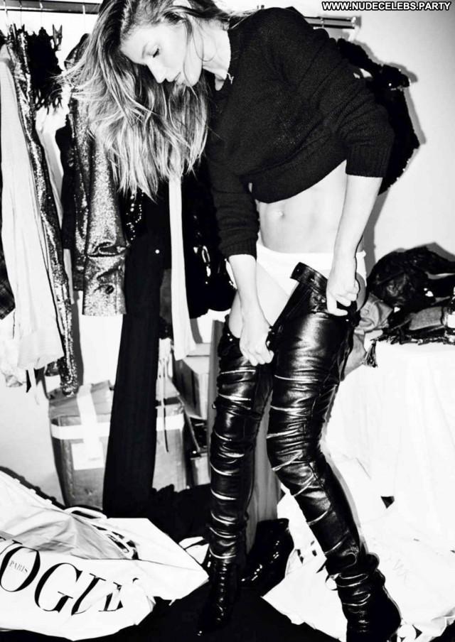 Gisele Bundchen Vogue Paris Celebrity Sultry Stunning Videos Pretty