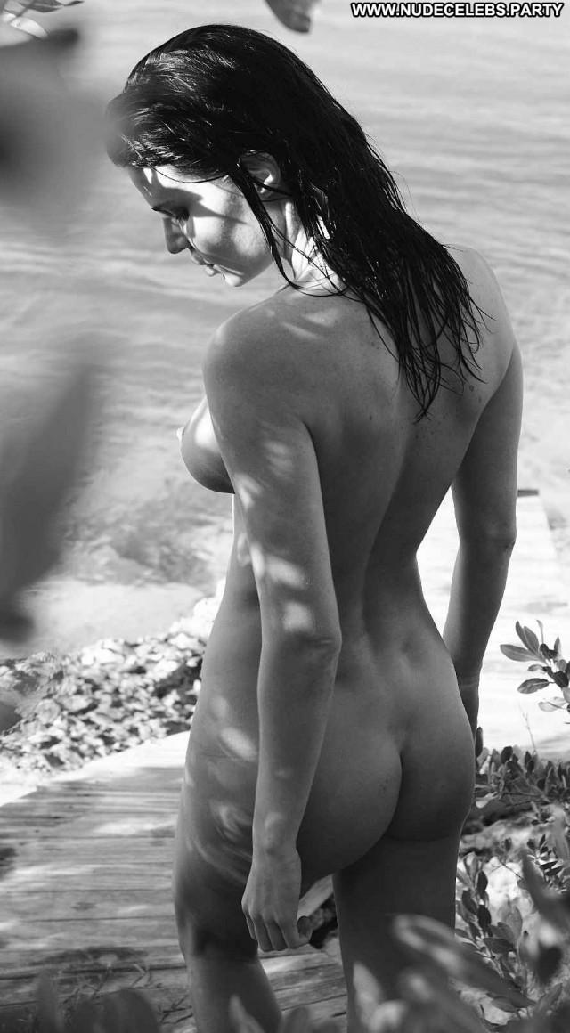 Julia Lescova Photo Shoot Nice Cute Big Tits Celebrity Sensual Boobs