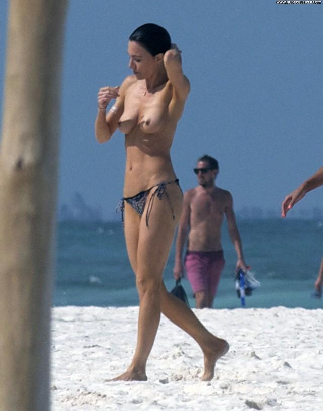 Jaime Murray Paparazzi Celebrity Topless Bikini Doll Pretty Brunettes