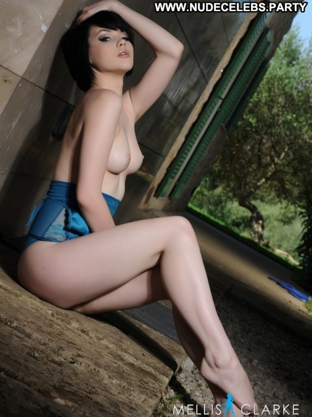 Mellisa Clarke Photo Shoot Topless Nude Brunettes Boobs British