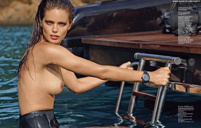 Emily Didonato Magazine Nude Stunning Beautiful Magazine Celebrity