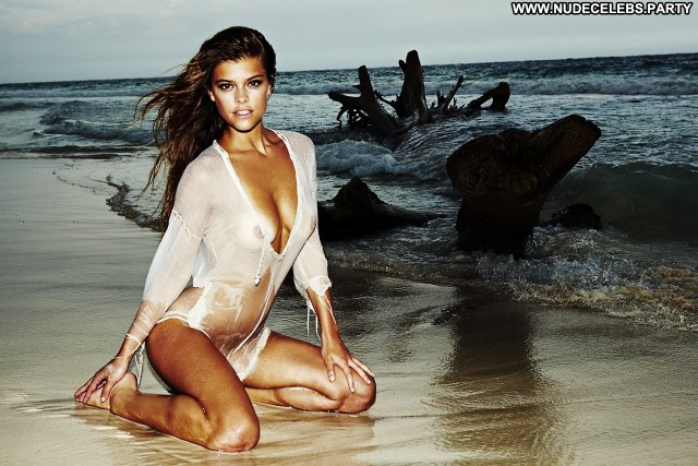 Nina Agdal Sports Illustrated Swimsuit Nice Swimsuit See Through Nude