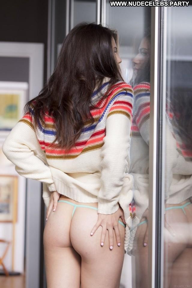 Eva Alegra Barely Legal Posing Hot Big Tits Brunettes Celebrity Big