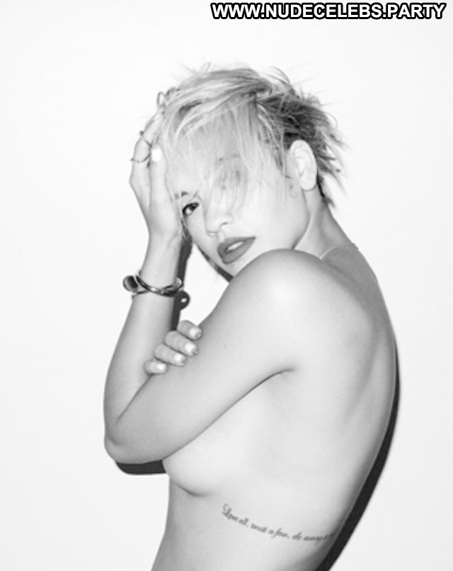 Terry Richardson Black And White Hot Black Cute See Through Celebrity