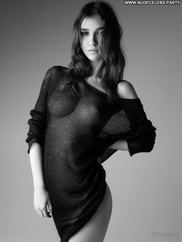 Paula Bulczynska Photo Shoot Gorgeous Big Boobs Nude Brunettes Boobs