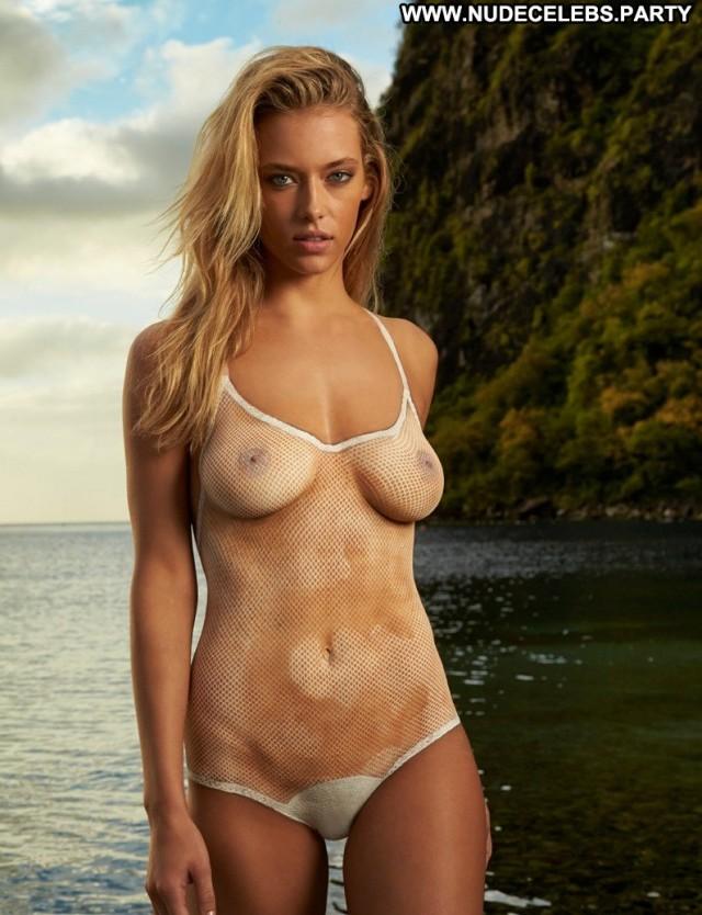 Hannah Ferguson Sports Illustrated Swimsuit Swimsuit Boobs See