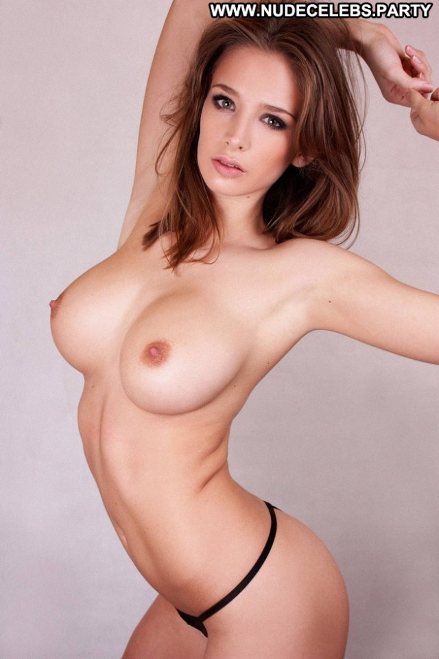 Emily Shaw Photo Shoot  Beautiful Big Boobs Glamour Boobs Cute Big