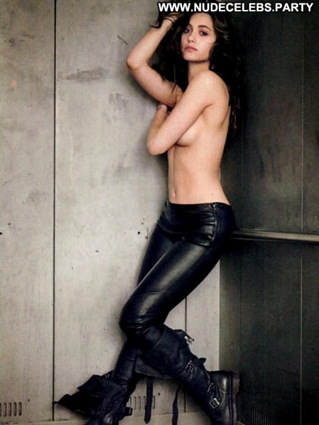 Emmy Rossum Photo Shoot Celebrity Nude Posing Hot Stunning Videos