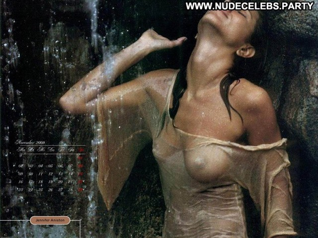 Jennifer Aniston Calendars Celebrity Sexy Nude Doll See Through