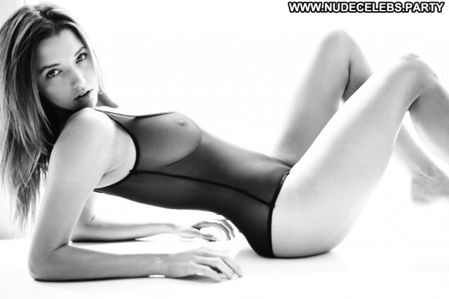 Alyssa Arce Black And White Boobs Nude Magazine Celebrity Black Big