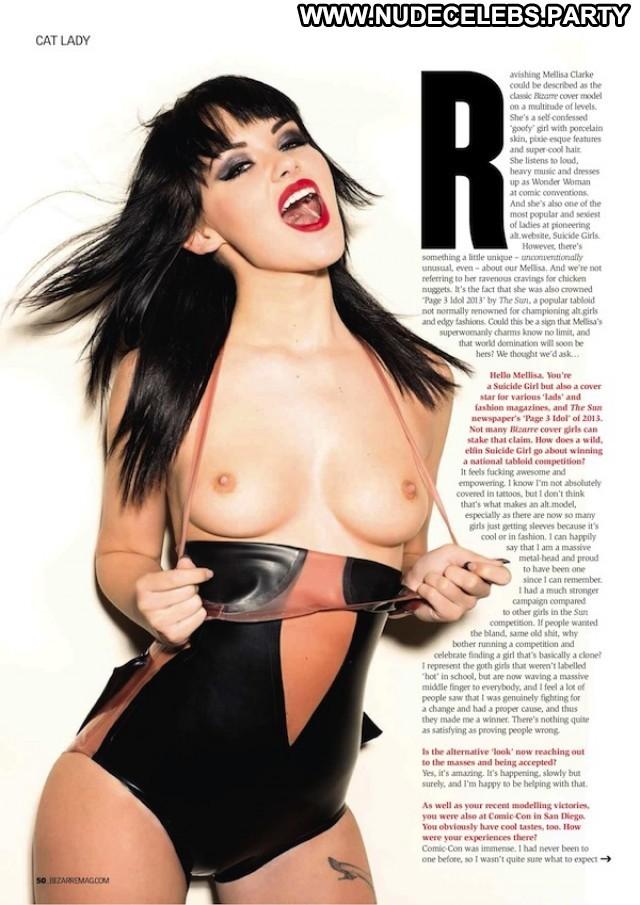 Mellisa Clarke Photo Shoot Boobs Brunettes Nude Celebrity Big Boobs