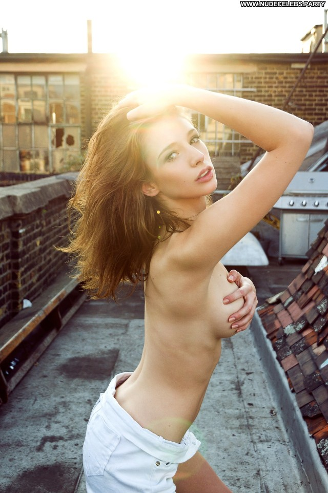 Emily Shaw Photo Shoot Big Boobs Celebrity Boobs Cute Topless Nice