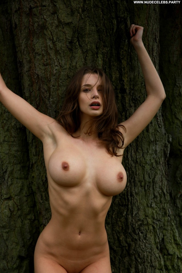 Emily Shaw Photo Shoot Brunettes Sexy British Celebrity Nude Big Tits