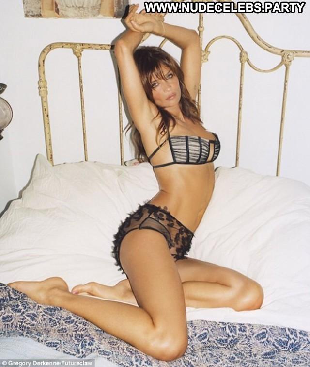 Helena Christensen Photo Shoot  Nude Posing Hot Stunning Brunettes