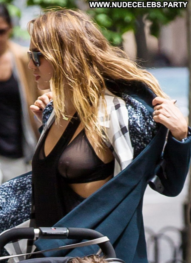 Jessica Alba Photo Shoot Wardrobe Malfunction Nude Brunettes Stunning