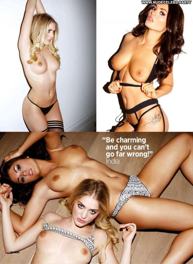 India Reynolds Photo Shoot Stunning Big Tits Big Boobs British Boobs