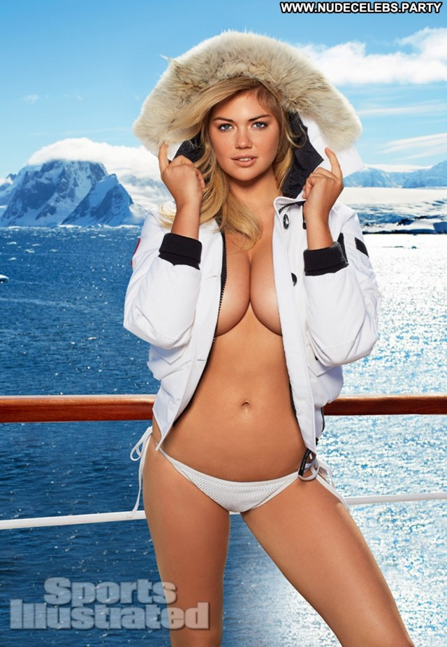 Kate Upton Sports Illustrated Swimsuit Bikini Body Paint See Through