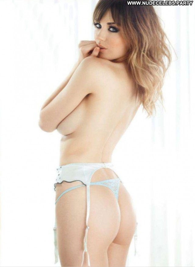 Danielle Sharp Photo Shoot Topless Big Boobs British Celebrity