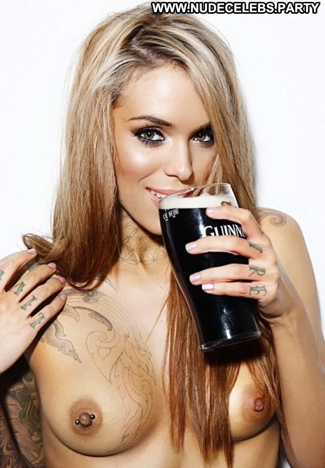 Arabella Drummund Photo Shoot Brunettes Army Big Boobs British