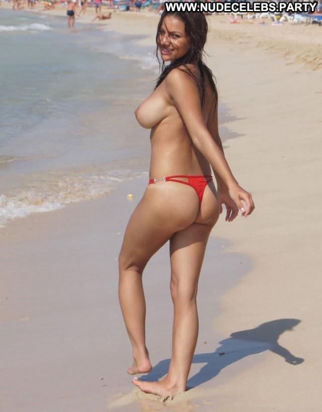 Lacey Banghard The Beach Boobs Big Boobs Big Tits Celebrity Big Tits
