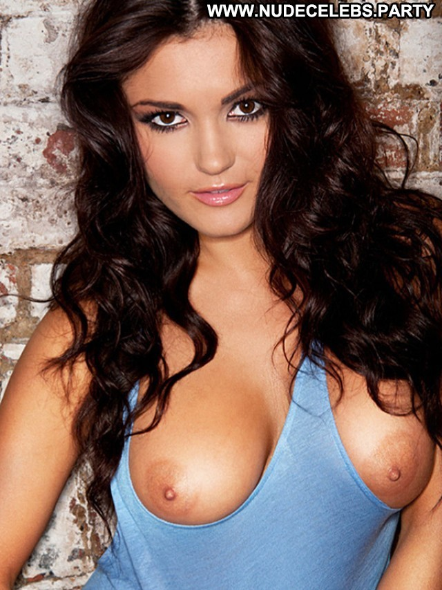 India Reynolds Photo Shoot Brunettes British Celebrity Topless Big