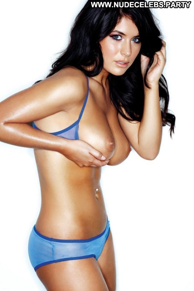 Kelly Hall Photo Shoot Big Boobs British Brunettes Big Tits Model