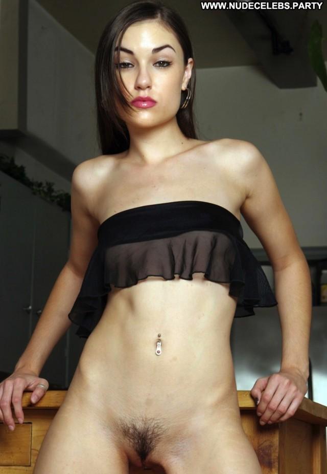 Sasha Grey Hot Chick Brunettes Hot Sexy Posing Hot Nude Porn Celebrity