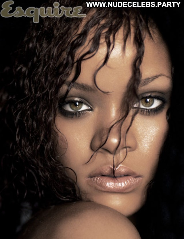 Rihanna Esquire Magazine Gorgeous Celebrity Nude Beautiful Nice