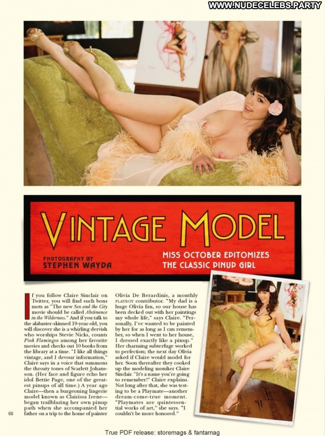 Claire Sinclair Barely Legal Brunettes Celebrity Sensual Teens