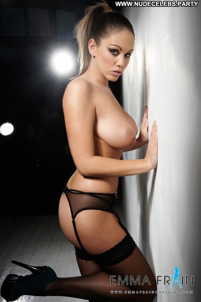 Emma Frain Photo Shoot British Boobs Army Big Tits Celebrity Model