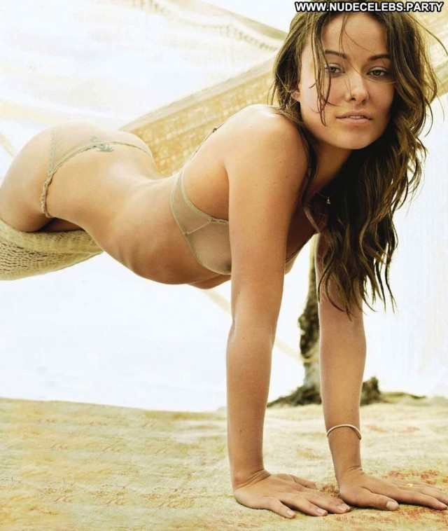 Olivia Wilde Hot Chick Bikini Celebrity Pretty Nude See Through