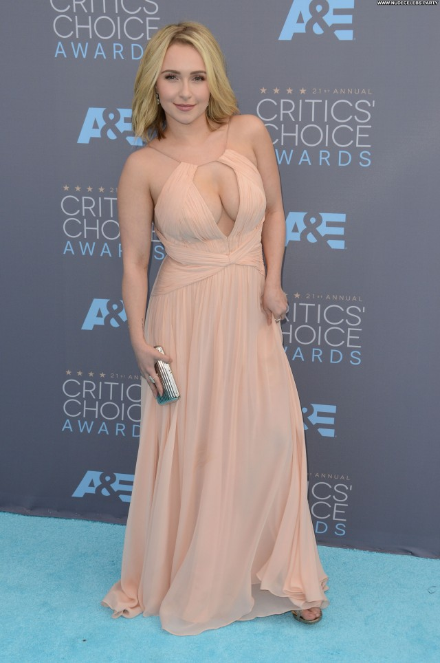 Hayden Panettiere Critics Choice Awards Celebrity Doll Sensual