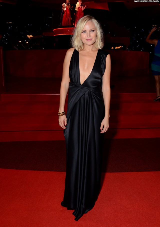 Malin Akerman Los Angeles Celebrity Live Awards Sultry Posing Hot
