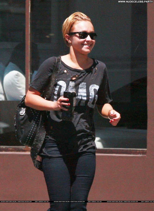Hayden Panettiere West Hollywood  Pretty Celebrity Sensual Beautiful