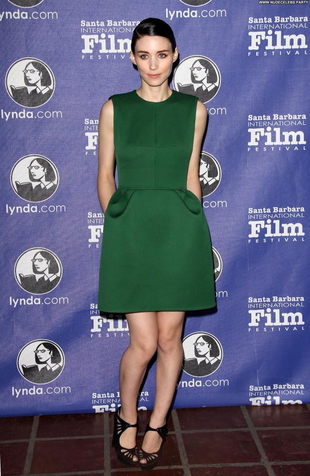 Rooney Mara Santa Barbara Film Festival Sexy Celebrity Actress Hot