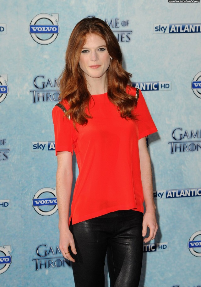 Rose Leslie Game Of Thrones Stunning Posing Hot Sultry Celebrity