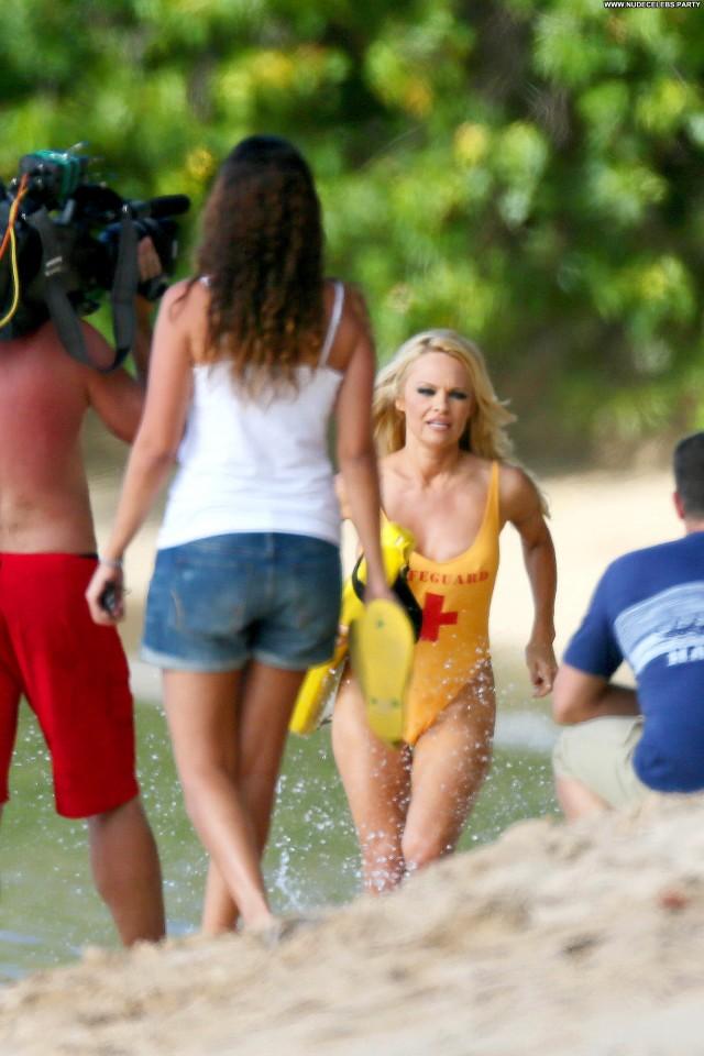 Pamela Anderson Montenegro Doll Stunning Nice Posing Hot Celebrity