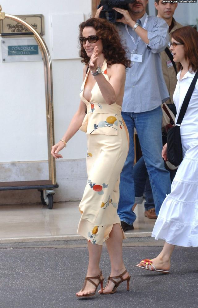 Andie Macdowell West Hollywood Cute Celebrity Sexy Nice Sensual