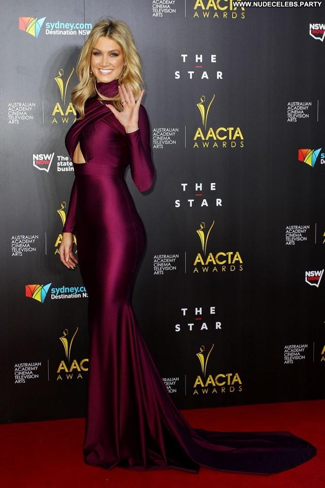 Delta Goodrem Aacta Awards Gorgeous Pretty Celebrity Nice Booty