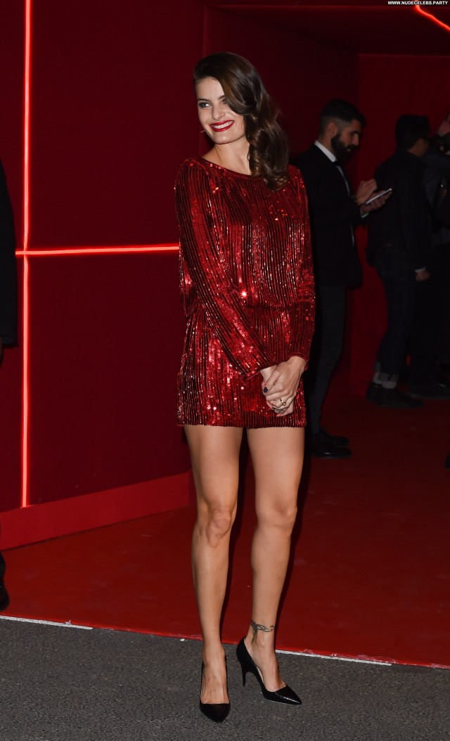 Isabelli Fontana Beverly Hills  Stunning Sexy Celebrity Paris Fashion