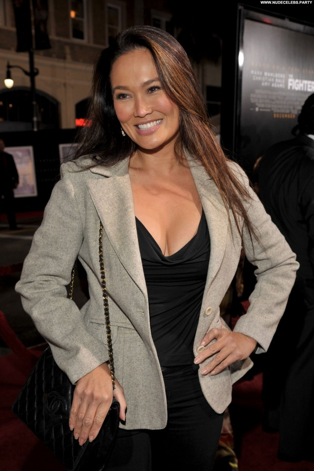 Tia Carrere Get Rich Or Die Tryin Nice Doll Celebrity Sensual Posing