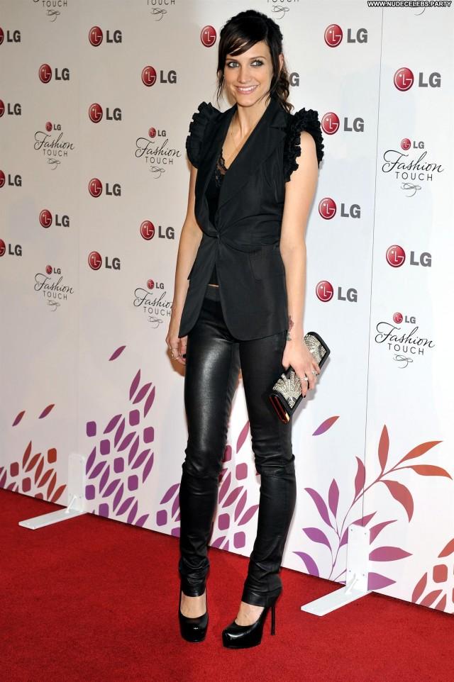 Ashlee Simpson West Hollywood Sensual Celebrity Fashion Beautiful