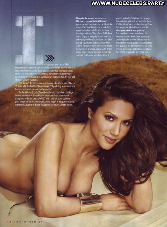 Leanne Tweeden Celebrity Big Tits Brunette Celebrity Cute Sexy Posing