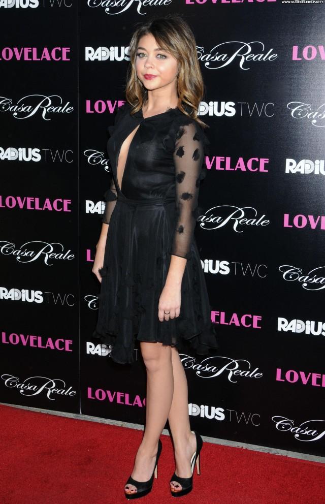 Sarah Hyland West Hollywood Hot Nice Posing Hot Celebrity Pretty