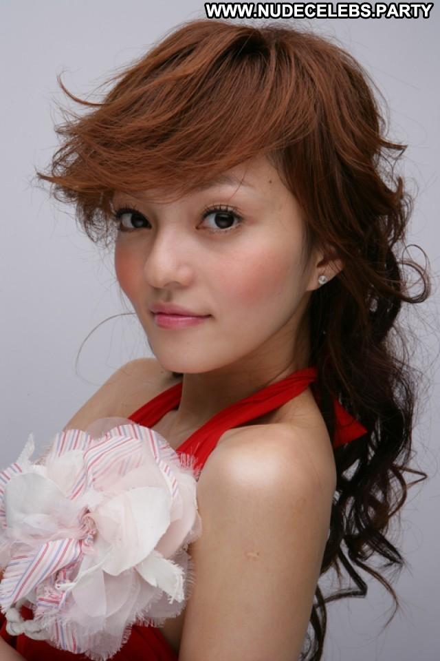 Angela Zhang Shao Han The Red Carpet Beautiful Nice Posing Hot