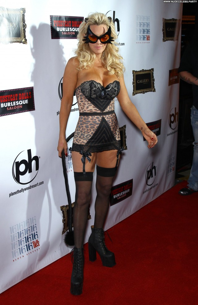 Jenny Mccarthy Las Vegas Resort Halloween Celebrity Hollywood Sultry